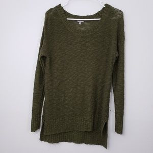 Charlotte Russe Scoop Neck Sweater
